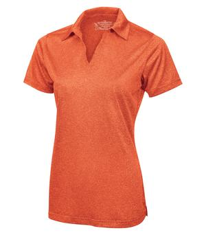 objet promotionnel: polo heather cendré
