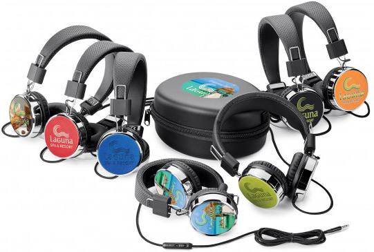 Communication par l'objet: écouteurs sans fils