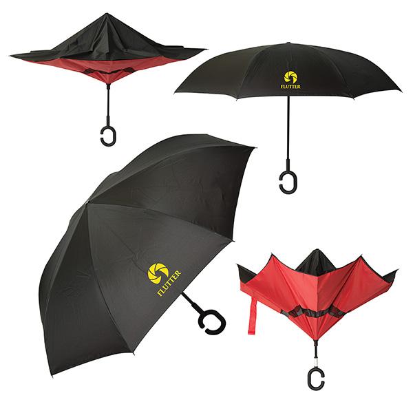 parapluie à valeur ajoutée