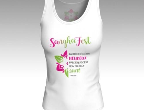 Vêtements Sangha Fest