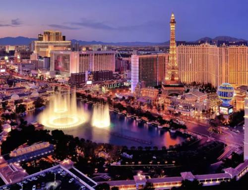 Toutes les nouveautés du Salon de Vegas en primeur!