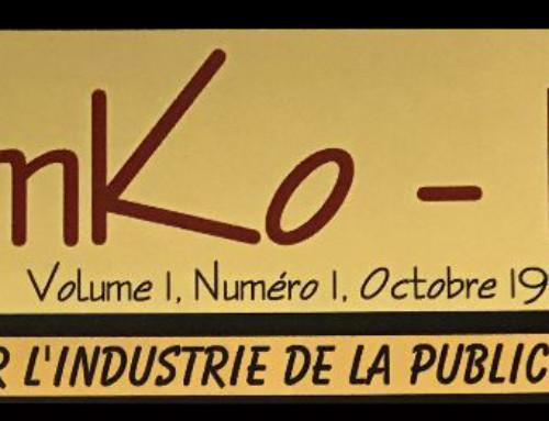 Découvrez les éditions imprimées du PromKo-Mag!