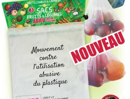 Mouvement contre l'utilisation abusive du plastique!