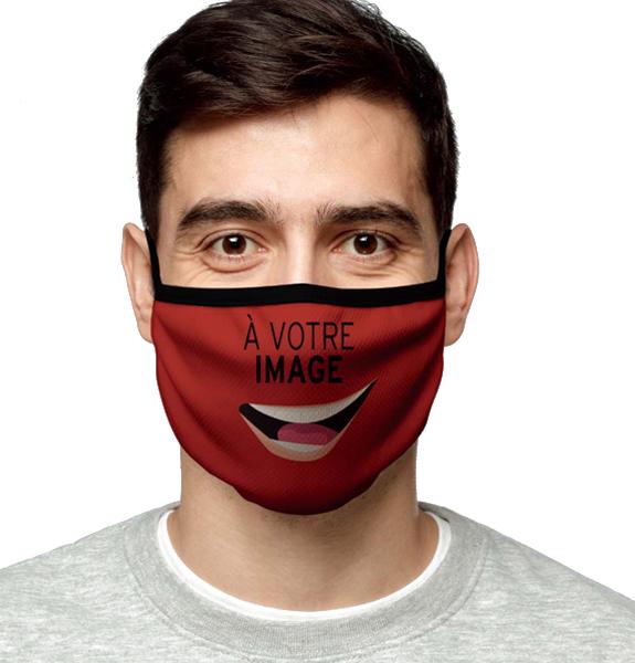 Masques faits au Québec PromKo