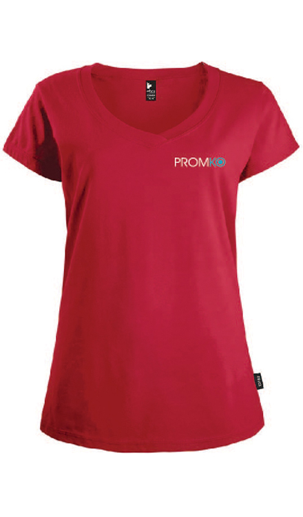 T-shirts pour femmes faits au Québec